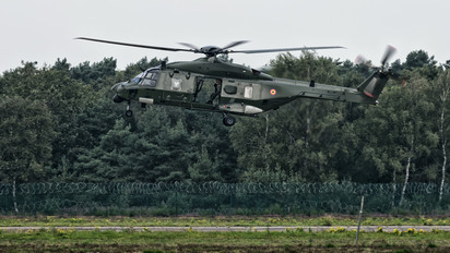 RN-06 - Belgium - Air Force NH Industries NH-90 TTH