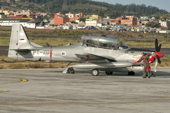 PT-ZDX - Indonesia - Air Force Embraer EMB-314 Super Tucano A-29B