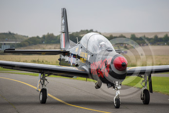 ZF244 - Royal Air Force Short 312 Tucano T.1
