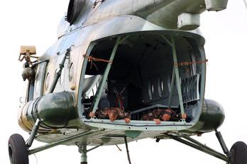 3301 - Hungary - Air Force Mil Mi-2