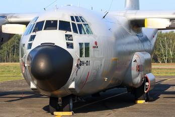 CH-01 - Belgium - Air Force Lockheed C-130H Hercules