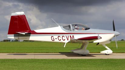 G-CCVM - Private Vans RV-7A
