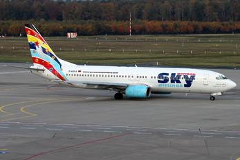 D-AGSA - German Sky Airlines Boeing 737-800