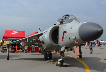 N94422 - Private British Aerospace Sea Harrier FA.2