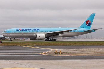 HL7765 - Korean Air Boeing 777-200ER