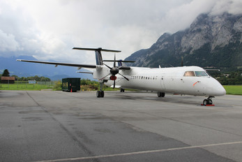 PH-DHQ - Tyrolean Airways de Havilland Canada DHC-8-400Q / Bombardier Q400