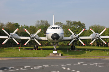XM497 - Royal Air Force Bristol 175 Britannia