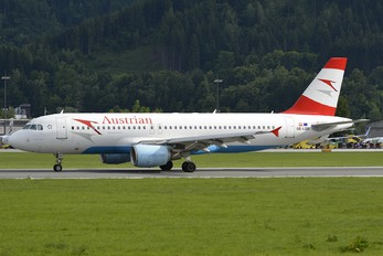 OE-LBR - Tyrolean Airways Airbus A320