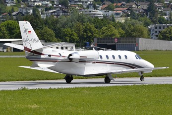 OE-GBR - ABC Bedarfsflug Cessna 560XL Citation XLS