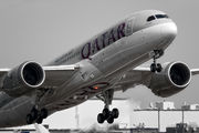A7-BCP - Qatar Airways Boeing 787-8 Dreamliner aircraft