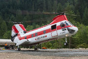 C-GHFF - Helifor Boeing Vertol 107 HKP 4B aircraft