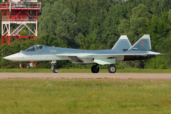 055 - Russia - Air Force Sukhoi T-50