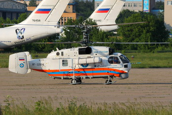 RF-32804 - Russia - МЧС России EMERCOM Kamov Ka-32 (all models)