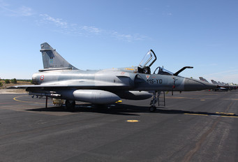 107 - France - Air Force Dassault Mirage F-2000C