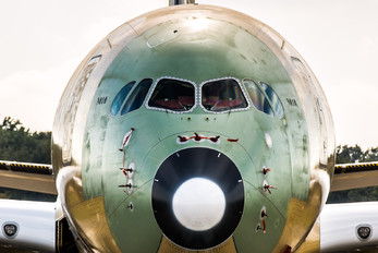 F-WZFE - Qatar Airways Airbus A350-900