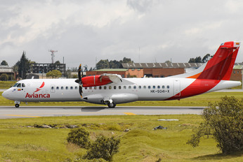 HK-5041-X - Avianca ATR 72 (all models)