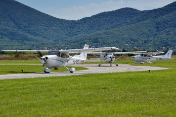 YU-DST - JAT Airways Cessna 172 Skyhawk (all models except RG)
