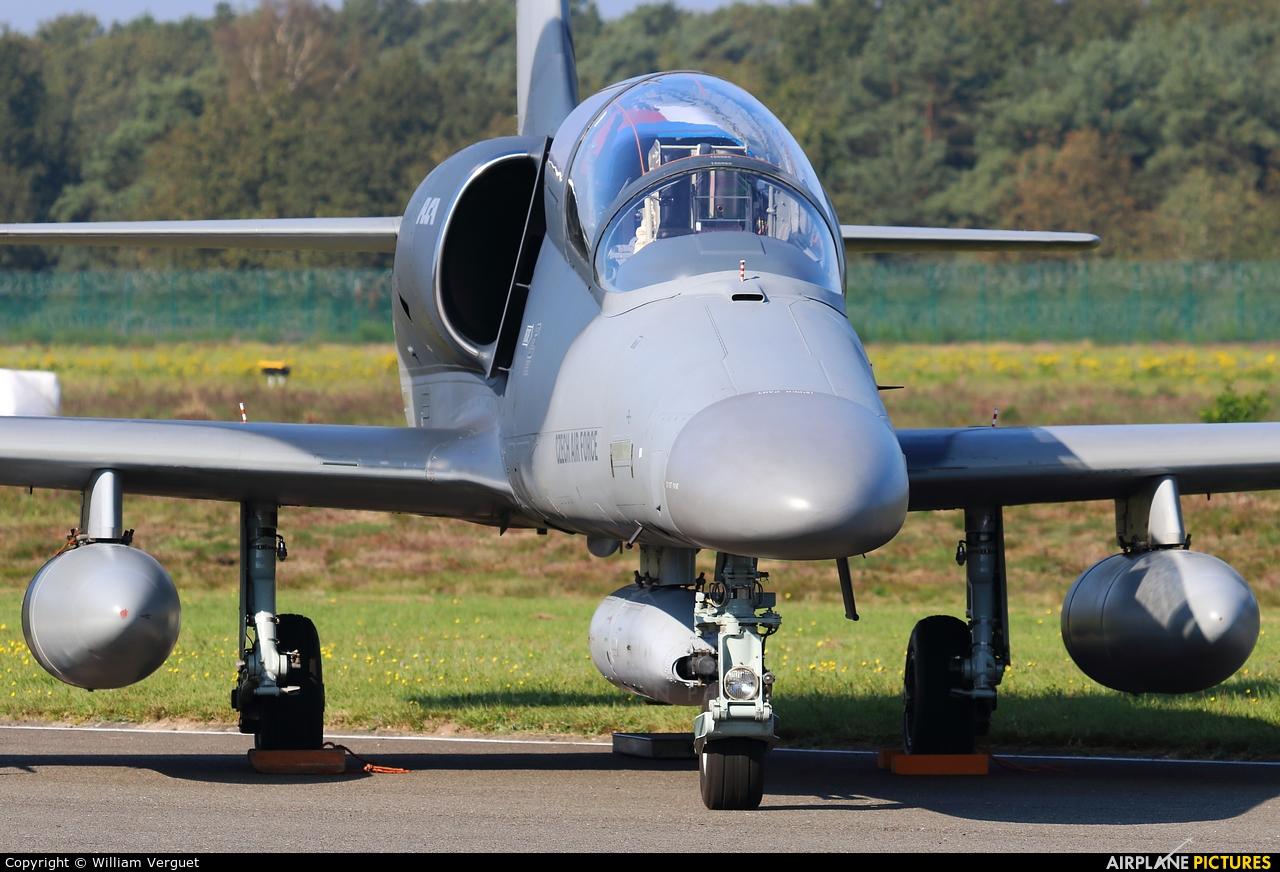 Czech - Air Force 6065 aircraft at Kleine Brogel