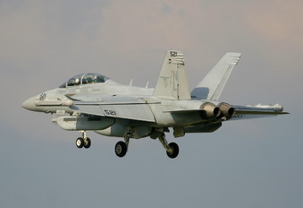 166941 - USA - Navy Boeing EA-18G Growler