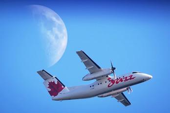 C-GANF - Air Canada Jazz de Havilland Canada DHC-8-100 Dash 8