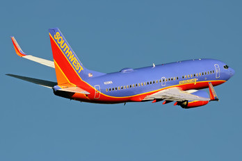 N211WN - Southwest Airlines Boeing 737-700