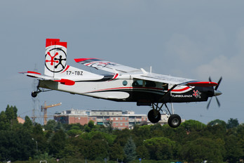 T7-TBZ - Private Pilatus PC-6 Porter (all models)