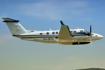 YU-BTC - SMATSA Flight Calibration Services Beechcraft 300 King Air 350