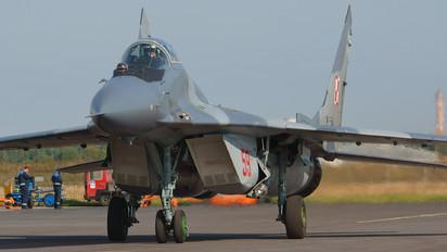 59 - Poland - Air Force Mikoyan-Gurevich MiG-29A