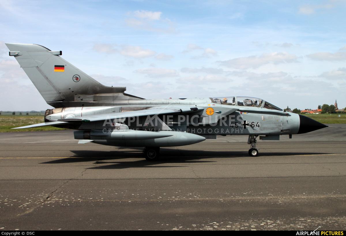 Germany - Air Force 45+64 aircraft at Cambrai - Epinoy