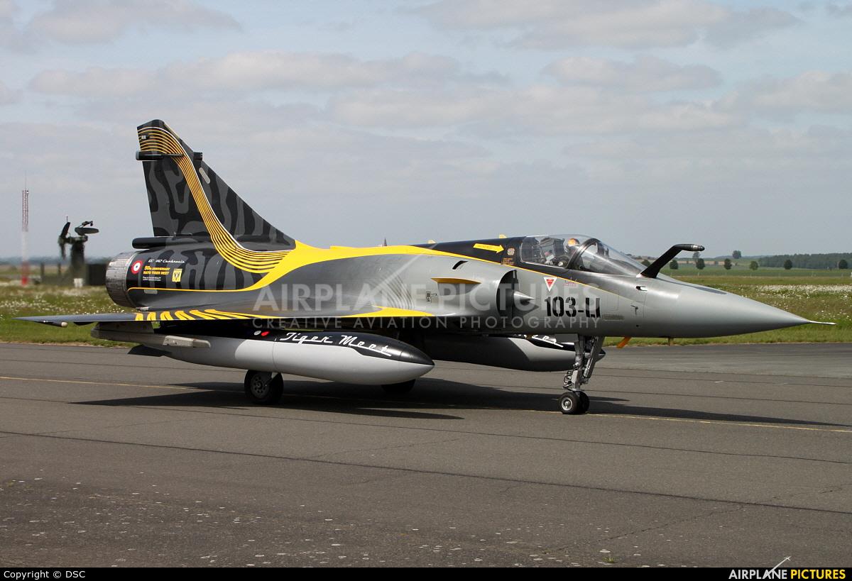 France - Air Force 80 aircraft at Cambrai - Epinoy