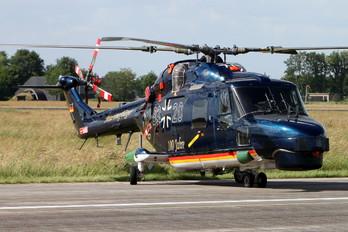 83+20 - Germany - Navy Westland Super Lynx Mk.88A
