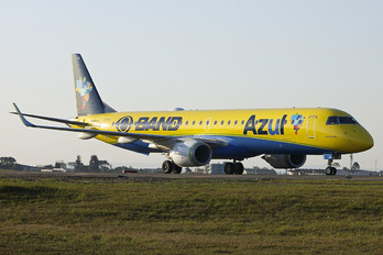PR-AUA - Azul Linhas Aéreas Embraer ERJ-195 (190-200)