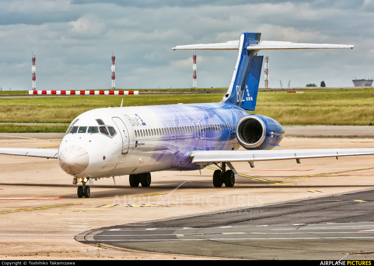 boeing 717 airplane double narrative creative story