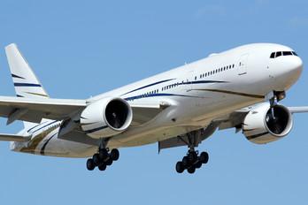 N777AS - Mid East Jet Boeing 777-200