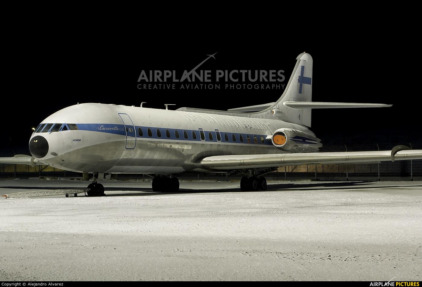 Private SE-DAI aircraft at Stockholm - Arlanda