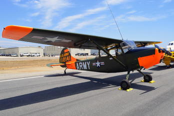N305MV - Private Cessna L-19/O-1 Bird Dog