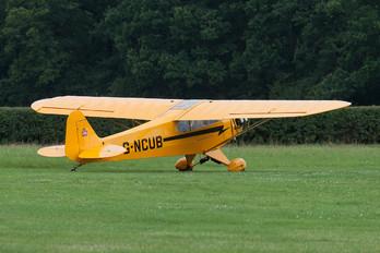 G-NCUB - Private Piper J3 Cub