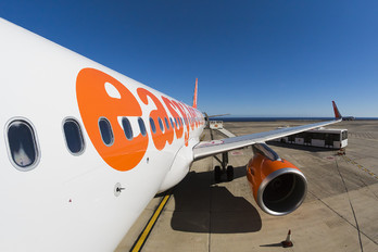 G-EZWV - easyJet Airbus A320