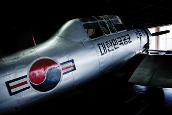 82536 - Korea (South) - Air Force North American Harvard/Texan (AT-6, 16, SNJ series)