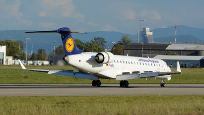 D-ACPJ - Lufthansa Regional - CityLine Canadair CL-600 CRJ-701