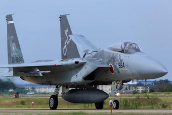 62-8864 - Japan - Air Self Defence Force Mitsubishi F-15J