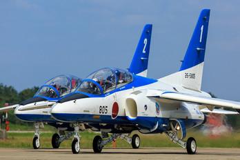 62-5805 - Japan - Air Self Defence Force Kawasaki T-4