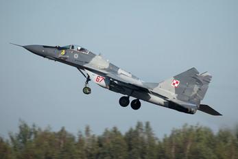 67 - Poland - Air Force Mikoyan-Gurevich MiG-29