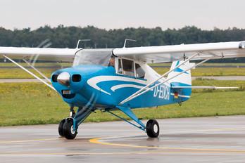 D-EDCH - Private Piper PA-22 Tri-Pacer