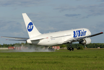 VP-BAQ - UTair Boeing 767-200ER