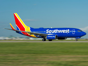 N708SW - Southwest Airlines Boeing 737-700