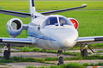 OE-FHW - Private Cessna 500 Citation