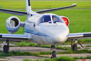 OE-FHW - Private Cessna 500 Citation