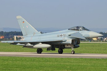 30+72 - Germany - Air Force Eurofighter Typhoon S