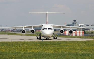 HB-IXO - Swiss British Aerospace BAe 146-300/Avro RJ100